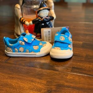 TOMS Cookie Monster shoes